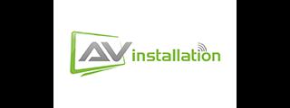AV installation logo