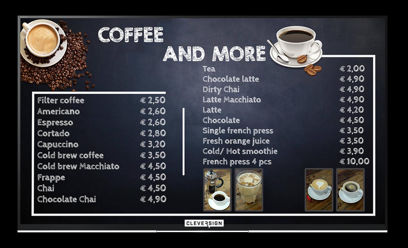 restaurang-cafe-digital-skyltning